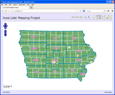 Iowa Lidar Project