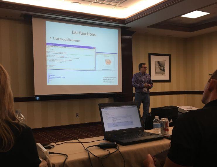 GeoTREE Python Workshop ITAG 2017